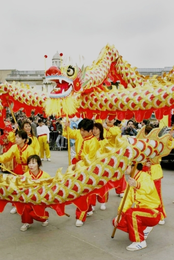 Where to celebrate Chinese New Year 2014 in London